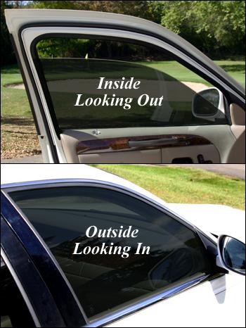 strom non reflective auto window film