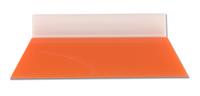 Orange Wedge Squeegee 6 Inch