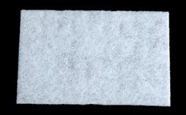 White Scrubbing Pad