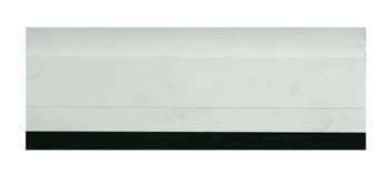 White and Black Squeegee