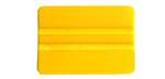 Yellow bump card