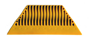 Yellow Power Stroke Squeegee