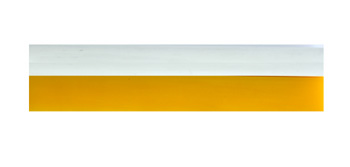 Yellow Wedge Squeegee 9 inch